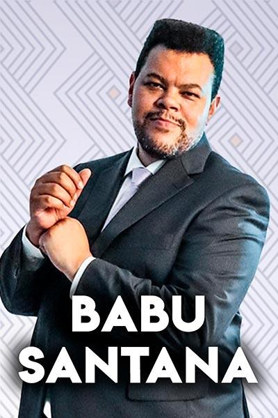 Foto Babu Santana- Contratar para Shows e Eventos Corporativos