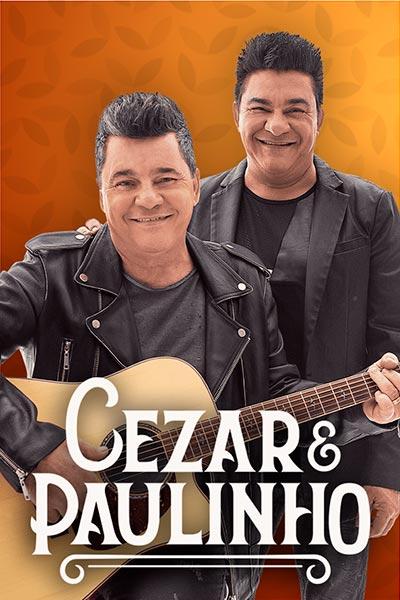 Foto Cezar e Paulinho   Atração Ideal   Contratar Shows e Artistas