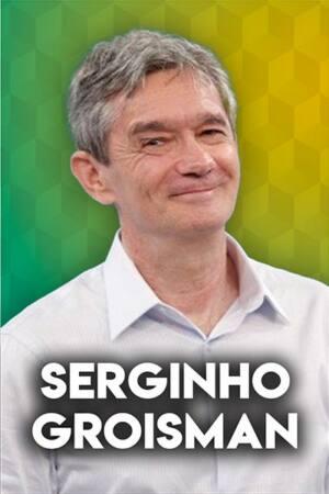 Foto Serginho Groisman | Atração Ideal | Contratar Shows e Artistas