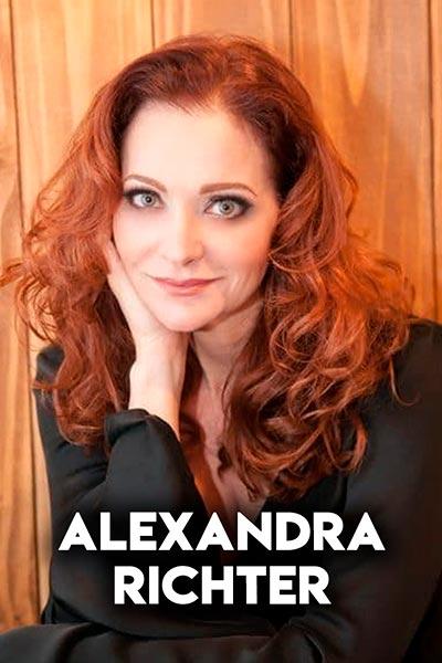 Foto Alexandra Richter | Atração Ideal | Contratar Shows e Artistas